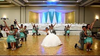 getlinkyoutube.com-Quinceanera Waltz Vals Little Wonders | Fairytale Dances