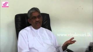 யாரை கொலை செய்தாவது போரை முடி என மஹிந்த  கூறினார் (Exclusive Interview )