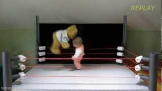 getlinkyoutube.com-WDWF Doll Wrestling World Show II January 2013 HD