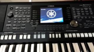 getlinkyoutube.com-PSR S950 Sampling