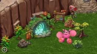 getlinkyoutube.com-My Singing Monsters: Dawn of Fire - Gameplay Trailer