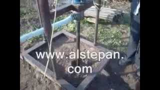 getlinkyoutube.com-Como perforar   pozo de agua potable.Perforacion pozos de aqua potable.
