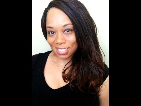 Yaky Pony Crochet Braids Tutorial