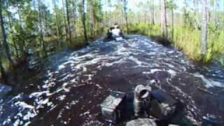 "getlinkyoutube.com-""The gator trail"" sickest swamp trail in FL"