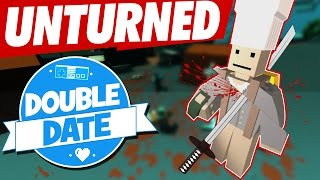 "getlinkyoutube.com-""UNFORTUNATE RED"" Unturned - Double Date w/ Seananners & Catabot"