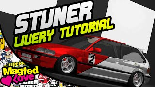 STuner - How to Make a Livery