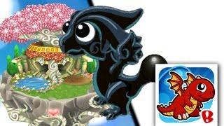 getlinkyoutube.com-How to breed Jet Dragon 100% Real! DragonVale! [Gemstone Dragon]