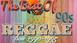 90s Reggae Best of Greatest Hits of 1990-1995 Mix by Djeasy width=
