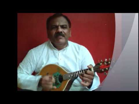 Raga Bhopali  on Mandolin