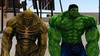 getlinkyoutube.com-The Abomination vs The Incredible Hulk - Epic Battle