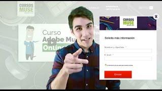 getlinkyoutube.com-Tutorial Adobe Muse   Cómo obtener bases de datos de clientes