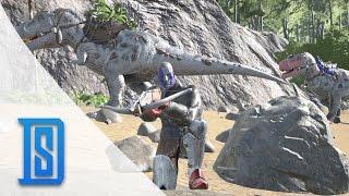 getlinkyoutube.com-Ark Survival Evolved - Season 2-47- Looking like a Warrior