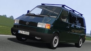 getlinkyoutube.com-Volkswagen Transporter T4 2.5TDi '00 drive (Links) - Racer: free game