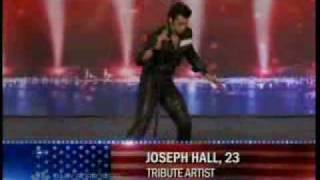 getlinkyoutube.com-American Got Talent S3 Elvis Presley