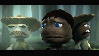 getlinkyoutube.com-The Wendigo (Horror) - LittleBigPlanet 2 - Animation