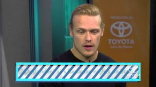 2015 Abril  People now-  Is Sam Heughan Allowed to Cut His Long 'Outlander' Locks