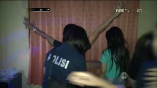 Penggerebekan Bisnis Prostitusi Online di Cianjur  - 86