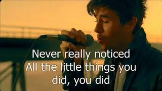 Enrique Iglesias - Heart Attack (Lyric Video)