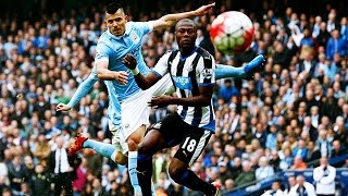 getlinkyoutube.com-HIGHLIGHTS ● BPL ► Manchester City 6 vs 1 Newcastle United - 3 Oct 2015 | English Commentary