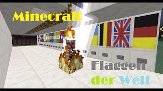 getlinkyoutube.com-Flaggen der Welt - Banner in Minecraft 1.8 [↹Tabulator] (Deutsch|HD)