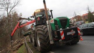 Lohnunternehmen Ebbecke Teil 2 - Forstarbeit