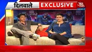 Special Report: Dilwale Cast Speaks Exclusively