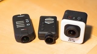 getlinkyoutube.com-Action Cam Comparison: SJ Cam M10+, Foxeer Legend1, Mobius