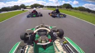 getlinkyoutube.com-Bushnell Kart Racing Series - Highlights (125cc Tony Kart)
