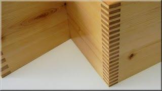 getlinkyoutube.com-Setup And Use The Box Joint Jig