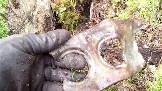 getlinkyoutube.com-Heinkel HE-111 relics found ! AMAZING !