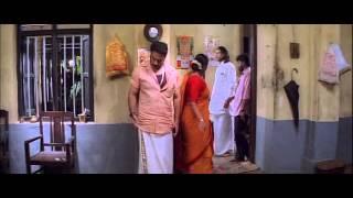 Nepolian  Saves Kamal-VIRUMANDI movie scene