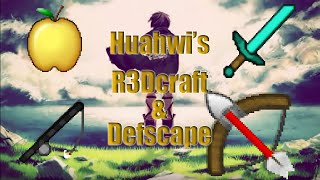 getlinkyoutube.com-Minecraft PvP Texture Pack: Huahwi's Defscape and R3Dcraft Edit