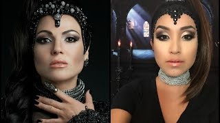 "getlinkyoutube.com-""The Evil Queen"" Tutorial from Once Upon A Time 