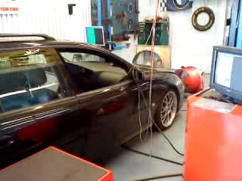 Omega B dynoed 345whp/480nm part 1
