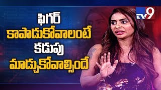 Its tough to maintain weight and diet : Actress Sri Reddy - TV9 Today
