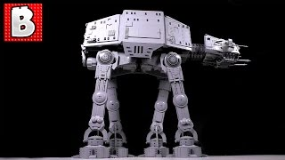 getlinkyoutube.com-Giant Lego AT-AT Star Wars Time Lapse Build !!!!!