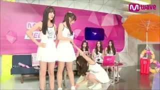 Who Has Longer Legs: Yerin vs. Yuju? [MEET&GREET]