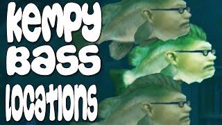 getlinkyoutube.com-Hungry Shark Evolution - 3 Kempy Bass Locations