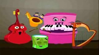 getlinkyoutube.com-BABYTV - JAMMERS y el Arpa (español de España)