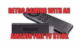 getlinkyoutube.com-Amazon Fire TV Stick - Playing Retro Games