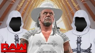 getlinkyoutube.com-WWE 2K17 RAW Story - The Undertaker Becomes Spiritual & Forms Alliance | Universe Mode 02/27/17