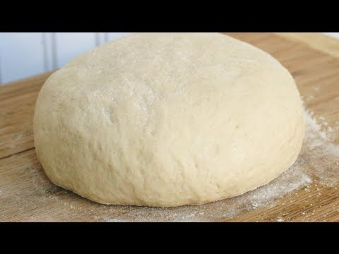 PIZZA DOUGH - VIDEO RECIPE