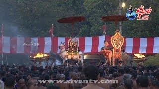 நல்லூர் ஸ்ரீ கந்தசுவாமி கோவில் 7ம் திருவிழா மாலை 12.08.2019