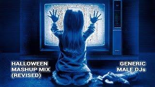 getlinkyoutube.com-Halloween Party Music Mix - Mashups and Remixes