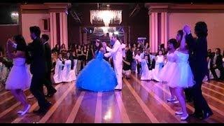 getlinkyoutube.com-Jennifer Unique Quinceanera Waltz Surprise Dance Brindis Dj Service booking 661 9743292