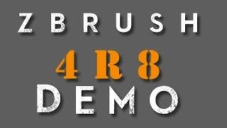 getlinkyoutube.com-ZBrush 4R8 Demonstration