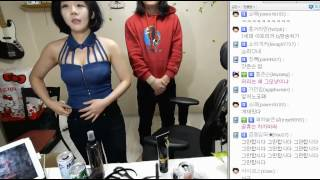 getlinkyoutube.com-20140401 BJ쇼리 소희짱 합동 방송 [1/2]