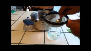 getlinkyoutube.com-Homemade Aloe Vera gel in under 9 minutes.