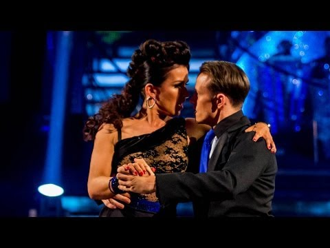 Susanna Reid & Kevin dance the Argentine Tango to 'Smooth Criminal' - Strictly Come Dancing - BBC
