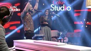 getlinkyoutube.com-Umair Jaswal & Quratulain Balouch, Sammi Meri Waar, Coke Studio Season 8, Episode 2